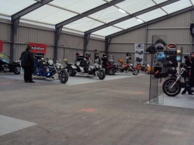Avignon Motors Festivals 2011 Trike