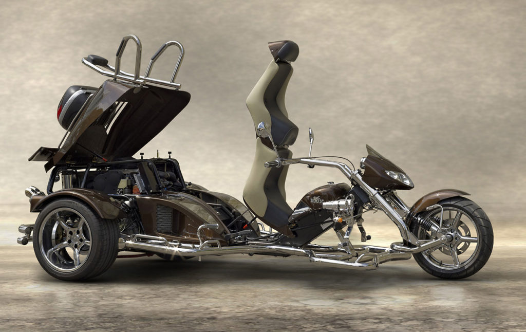 trike fighter x11 automatique sud trike. Black Bedroom Furniture Sets. Home Design Ideas
