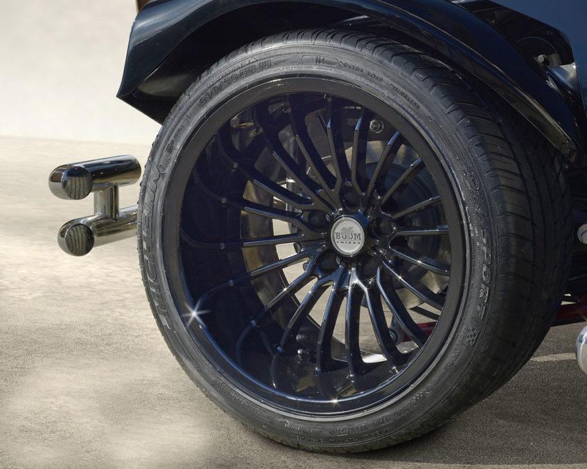 Trike Mustang roue arrière