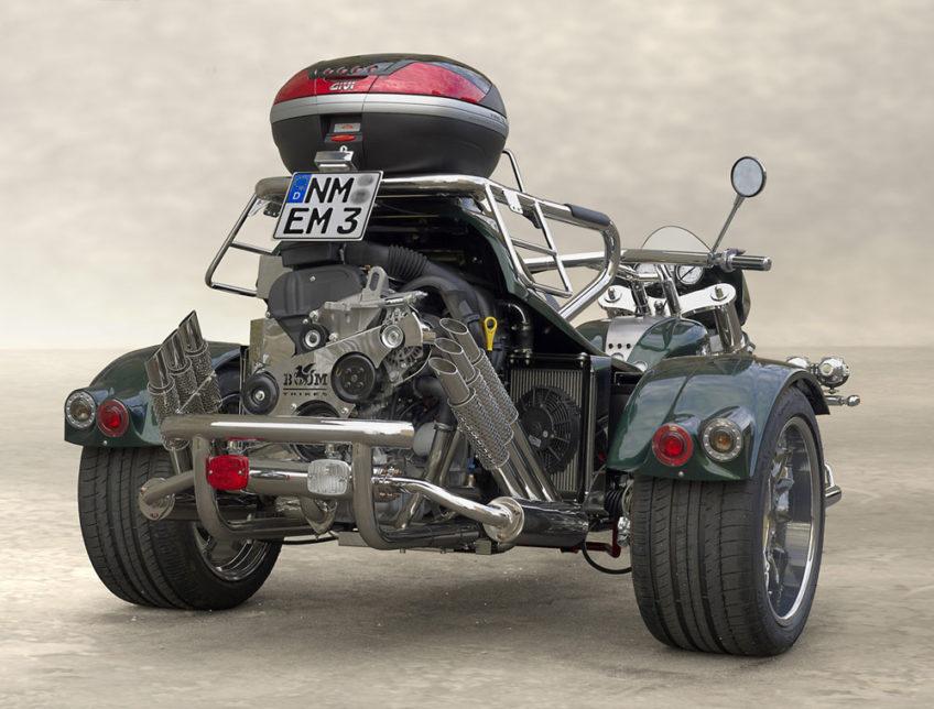 Trike Low Rider arrière top caisse