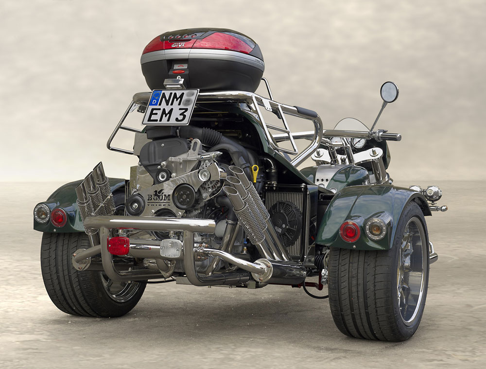 trike muscle low rider