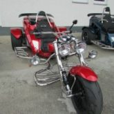 Mustang Trike automatique