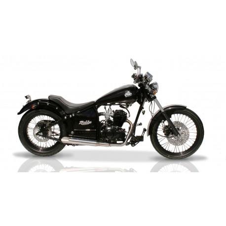 Malibu 125cc noir