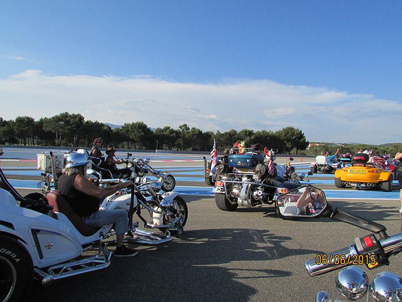Circuit Paul Ricard Castellet sur circuit