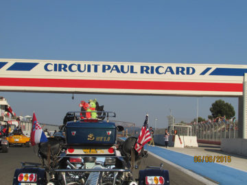 Sud trike paul ricard castellet circuit