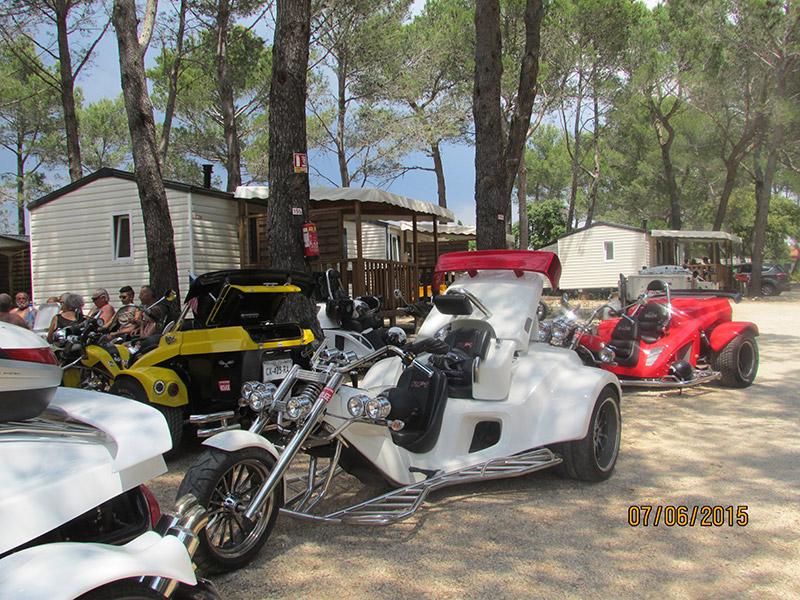 Sud trike circuit Paul Ricard