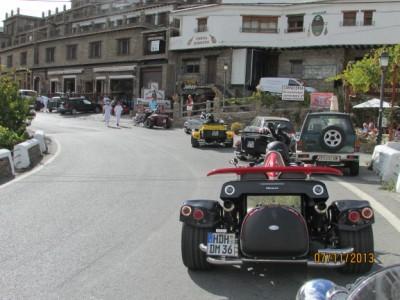 Espagne trike en ville