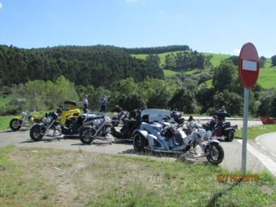 Espace vert Trike finca tour