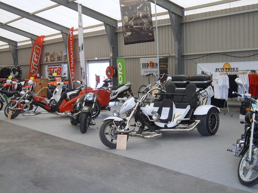 Exposition trike salon avignon motor 2012