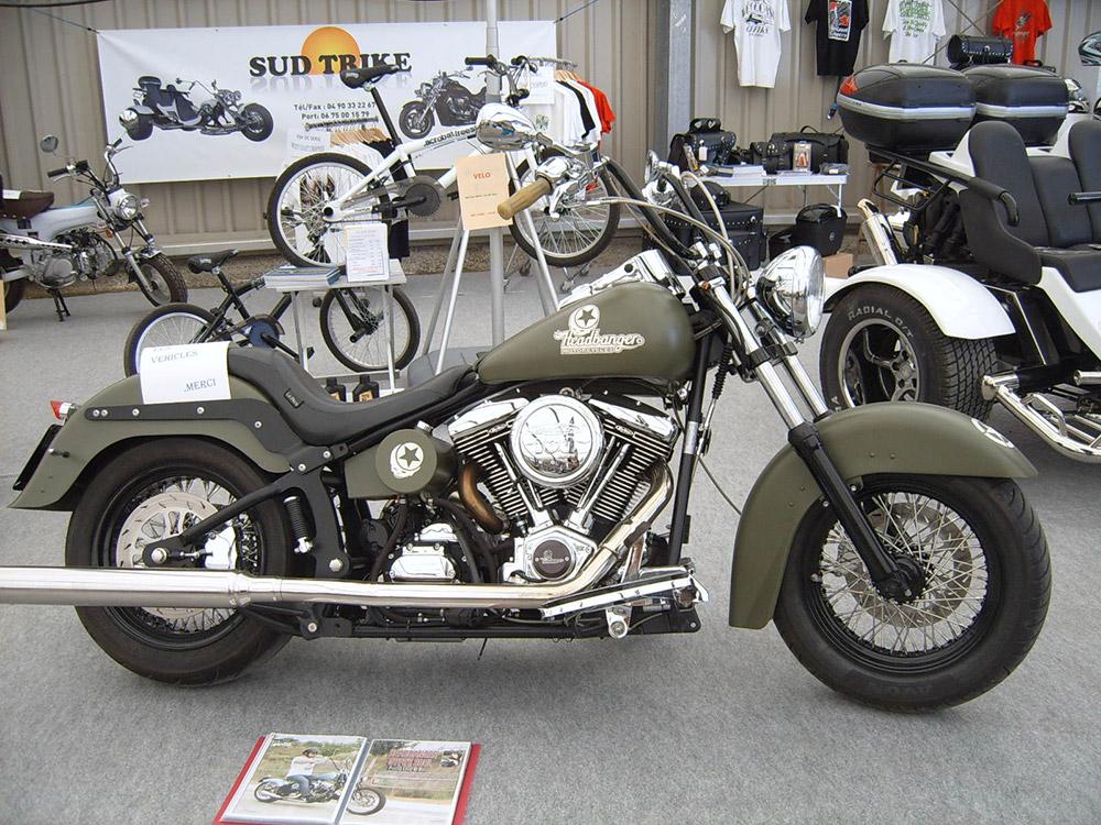 Moto Salon avignon motor 2012