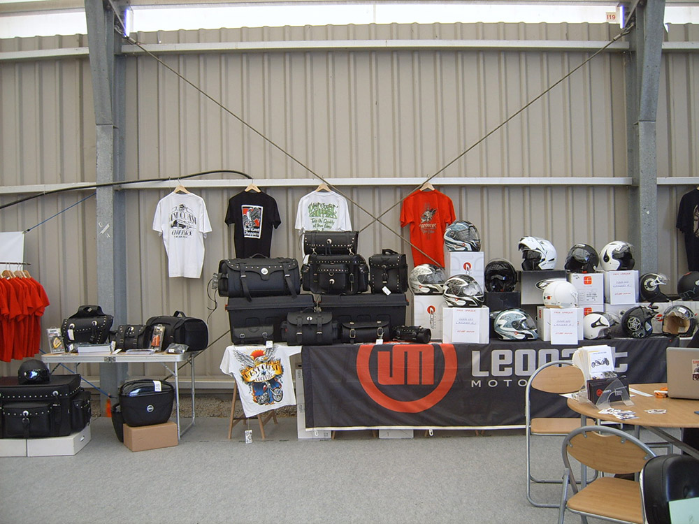 Accessoire salon Avignon motor 2012