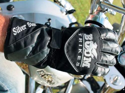 Gant Silverstar Boom Trike