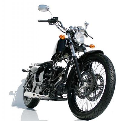 Johnny Pag ventura 125cc