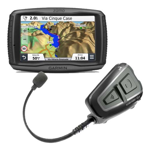 Garmin zumo kit scala