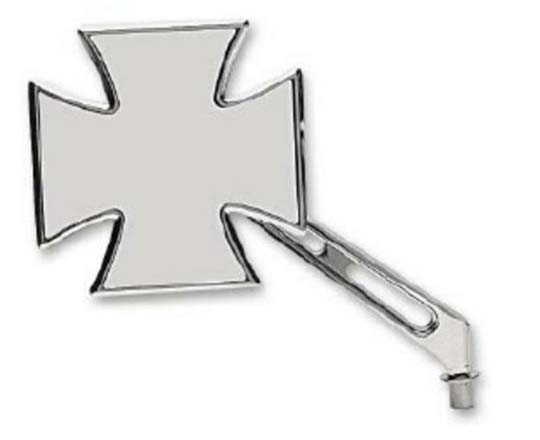 Rétroviseur croix de Malte