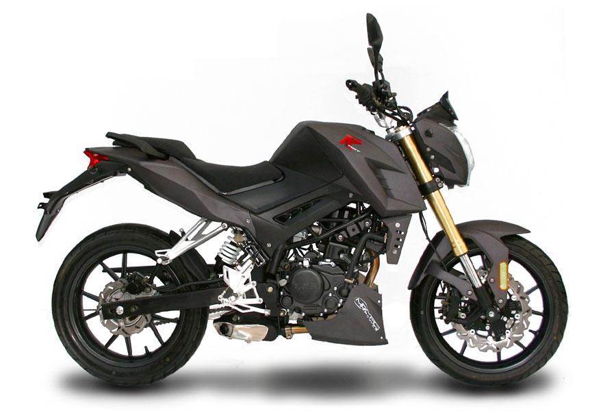 Moto R-Street 125cc