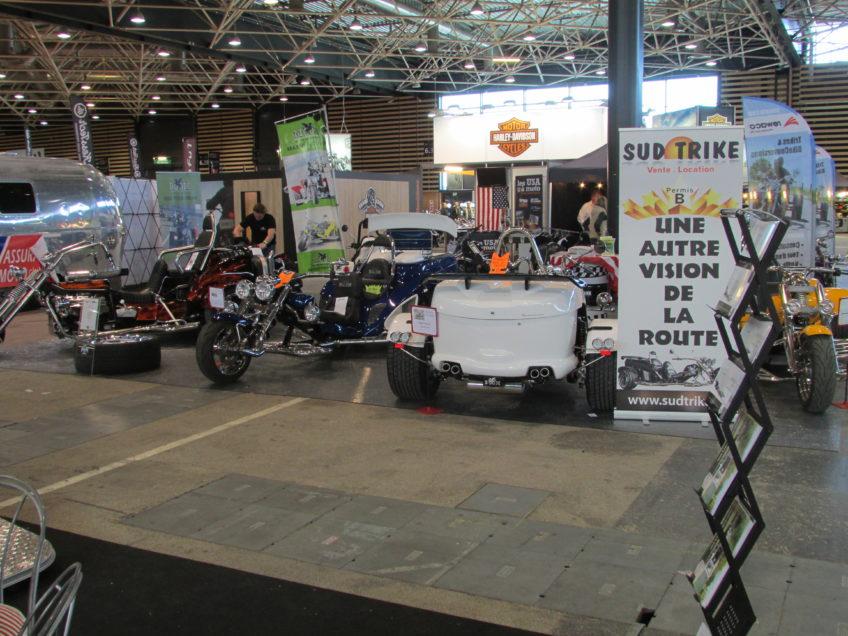 Stand salon moto Lyon 2016