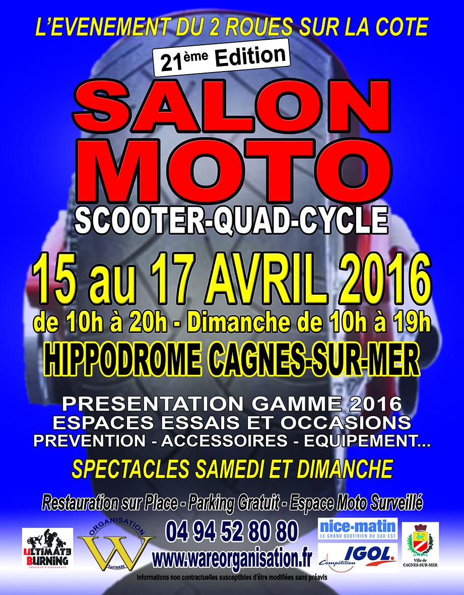 Salon de la moto a cagnes sur mer 2016 sud trike - Salon moto cagnes sur mer ...