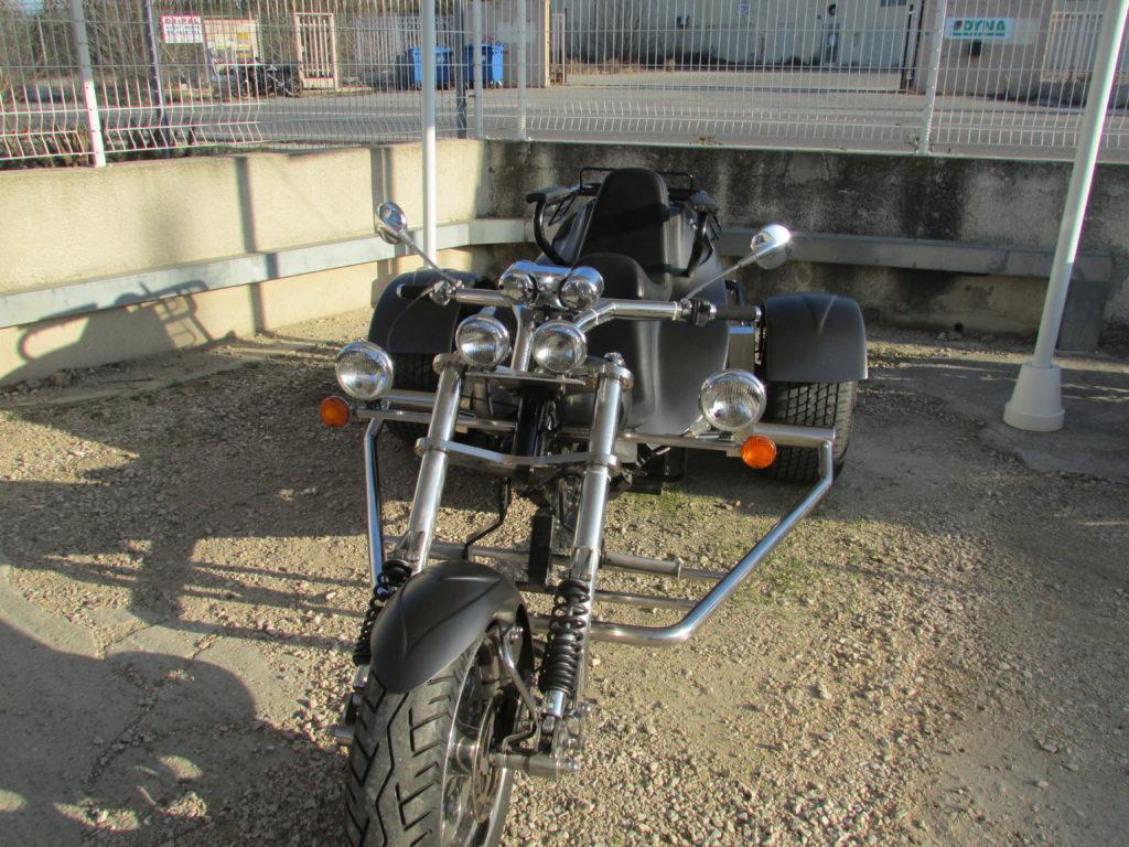 WOLF TRIKE OCCASION 1600 CM3 avant