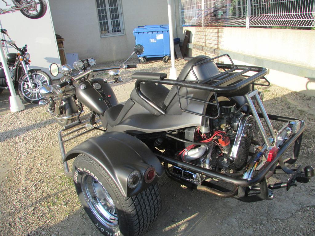WOLF TRIKE OCCASION 1600 CM3 arrière