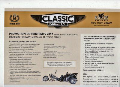 Classic Edition 15l