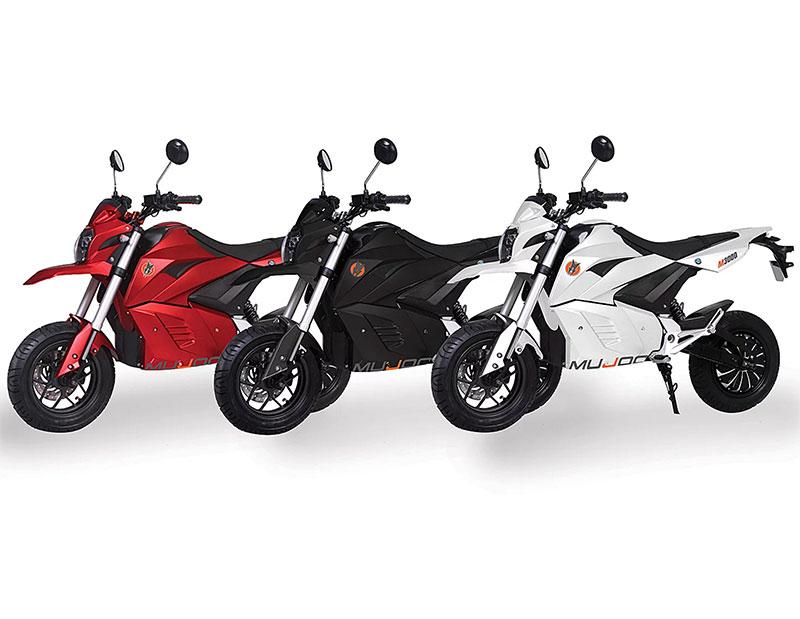 Moto scooter électrique Mujoo M3000