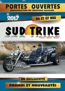 Portes ouvertes Sud Trike 2017