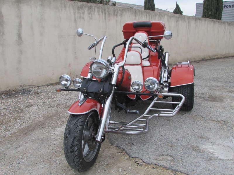 easy trike 1400