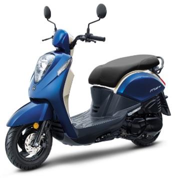 scooter SYM MIO 50 Bleu