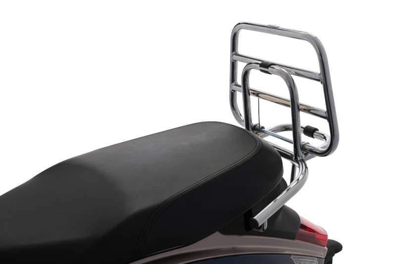 Porte bagage noir ou chromé