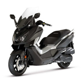 sym scooter 125 noir