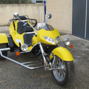 chopper-jaune