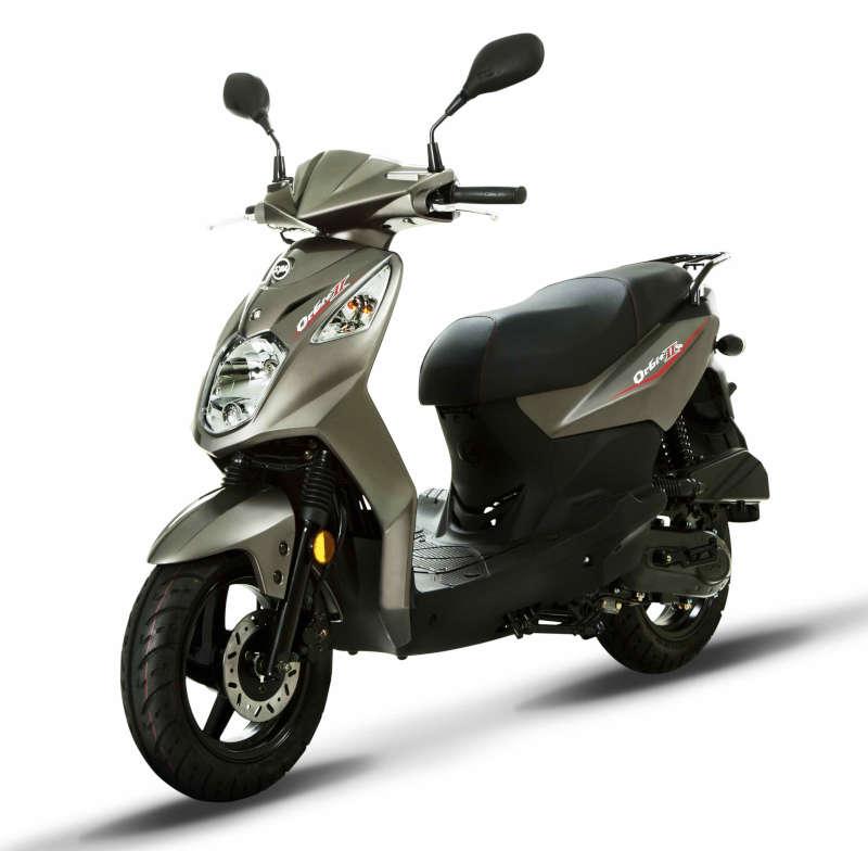 Scooter SYM Bronze