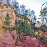 Roussillon orcres