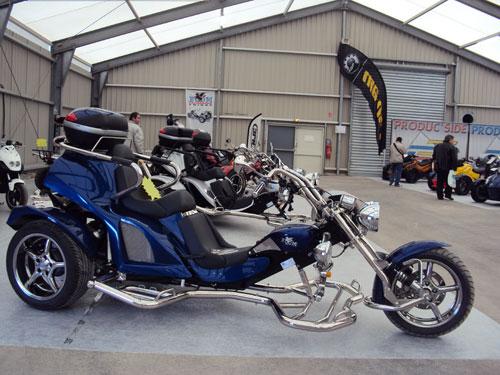 Trike Rewaco Avignon Motors Festivals 2011
