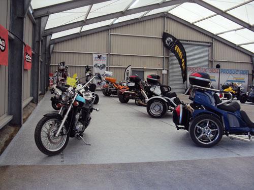 Avignon Motors Festivals 2011 expo