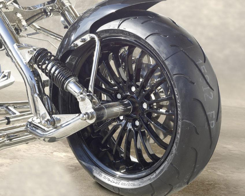 Trike Mustang roue avant