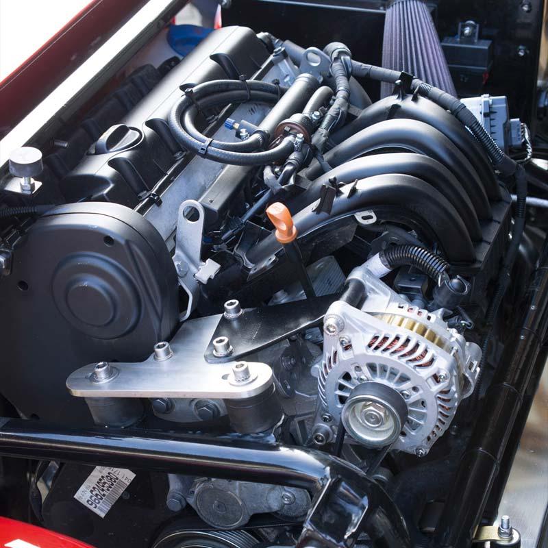 Boite à vitesse Mustang