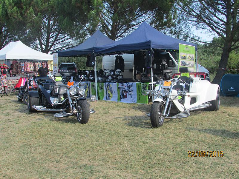 Sud Trike Stand de Moirmoiron 2015