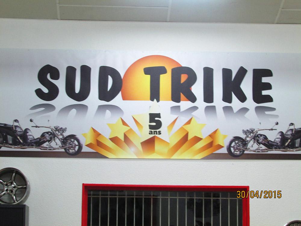 5 ans Sud Trike