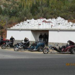 Traverser de l'Espagne