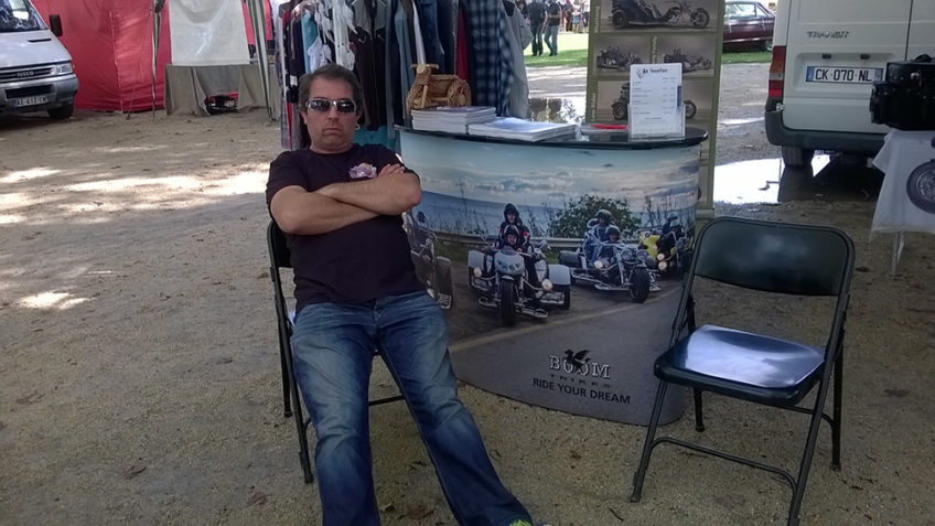 Stand sorgues 2014
