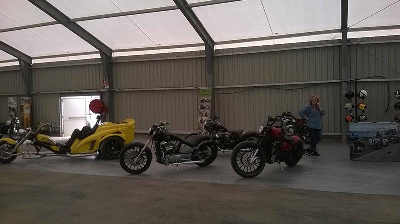 Sud Trike Avignon 2014 Daytona 350c