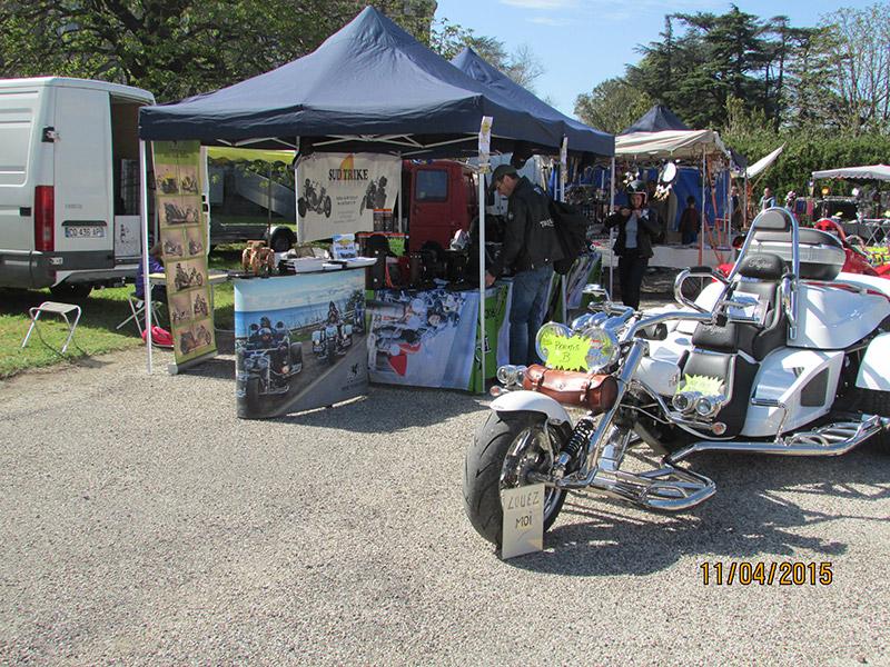 Sud Trike foire Donzère