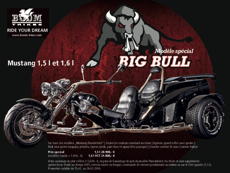 Promotion BigBull 2016