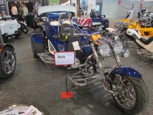 Exposition trike salon moto Lyon 2016