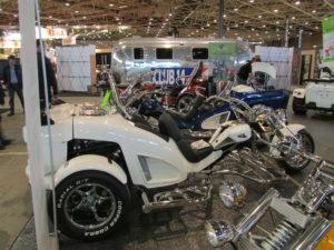 Stand sud trike salon moto Lyon 2016