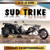 Portes ouvertes Sud Trike 2016 invitation