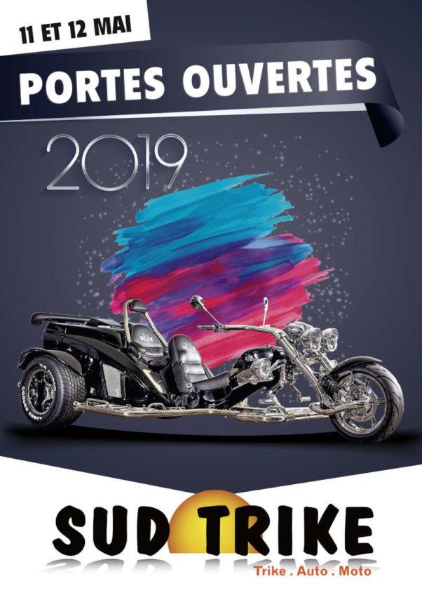 Portes ouverts sud trike 2019