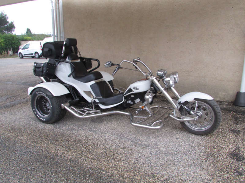 trike low rider muscle